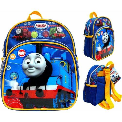 "Mini Backpack - Thomas the Train Engine - Team 10"" New 000116"