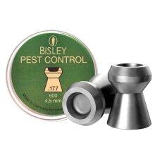 Bisley pest controll 500x.177 air gun pellets