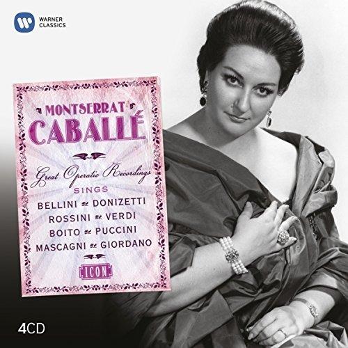 Montserrat Caballe - Montserrat Caballe - Icon [CD]