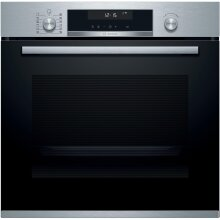 Bosch Serie 6 HBG5585S6B Built In Electric Single Oven - Stainless Steel