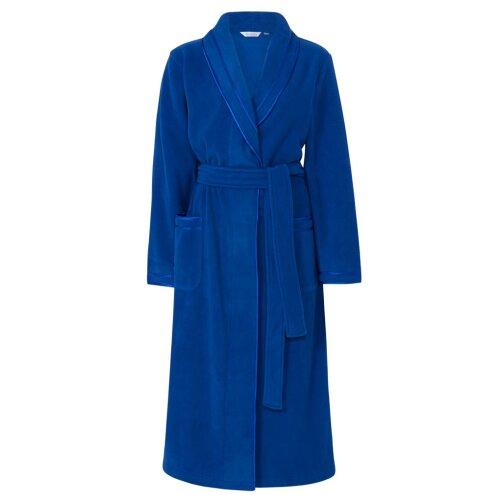Slenderella HC6323 Women's Blue Dressing Gown House Coat Robe