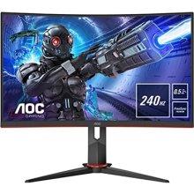 "Aoc C27G2ZU/BK 27"" Led Widescreen Hdmi/ Displayport Freesync 0.5Ms Speakers C27G2ZU/BK"
