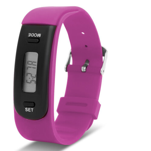 Kids Aq111 Fitness Tracker Smartwatch - Purple