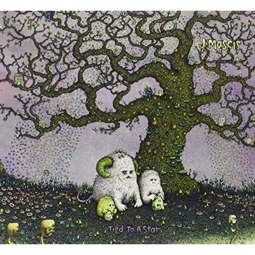 J Mascis - Tied to a Star [CD]