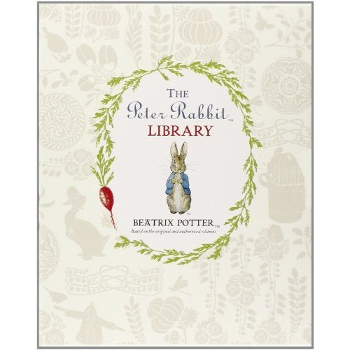 Peter Rabbit 10-book Library (Coloured Jackets)