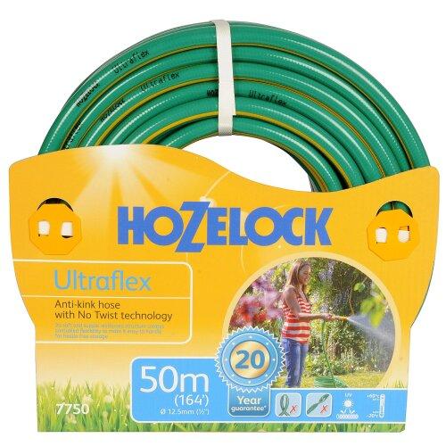 Hozelock 7750 Ultraflex Hose 50 Metre 12.5mm (1/2in) Diameter