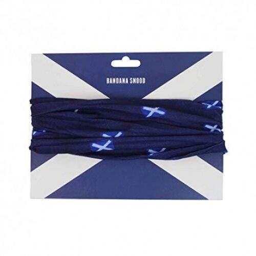 Scotland Saltire Flag Multiway Snood Unisex