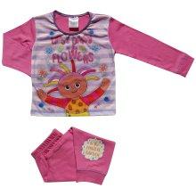 Girls Toddler Upsy Daisy Pyjamas - 12 Mths - 4 Yrs