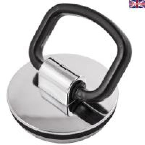 Bath and Kitchen sink plug with large folding handle easy grip