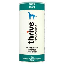 Thrive ProReward Duck Treats for Dogs MaxiTube, 500 g