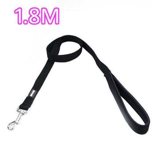 1.8M Nylon Cat Dog Leash Lead Padded Handles Training Halter Control