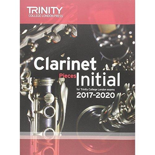 Clarinet Exam Pieces Initial 2017 2020 (Score & Part)
