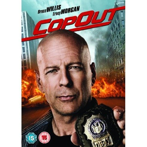 Cop Out DVD [2010]