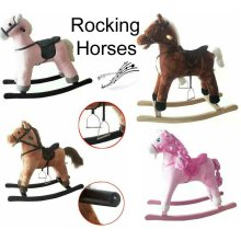 Children's Rocking Horse Rocker Animal Toy For Kid