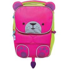Trunki Toddler's Backpack – Hi-Viz Little Children's Pre School Rucksack - ToddlePak Betsy (Pink)