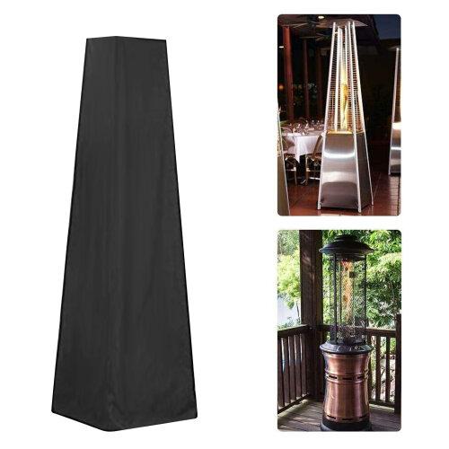 Heavy Duty Waterproof Gas Pyramid Patio Heater Cover Outdoor Protector