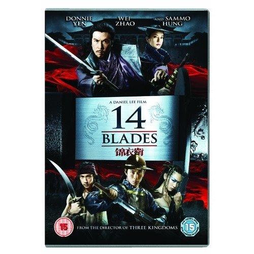 14 Blades DVD [2010]