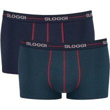 Sloggi Start Hipster C2P 2 Pack Briefs Multiple Colours