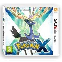 Pokemon X Nintendo 3DS - Used