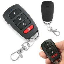 Cloning 4 Button 433mhz Universal Garage Door Remote Control
