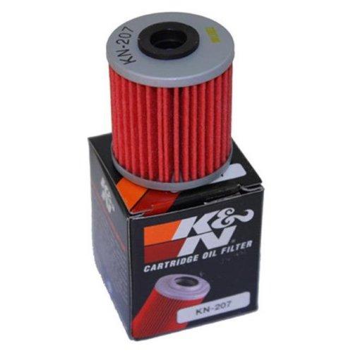 K & N Engineering KN-207 Kawasaki KX250 Oil Filter
