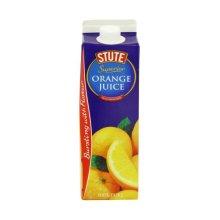 Stute Superior Pure Orange Juice   1Ltr x 8