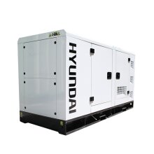 Hyundai DHY28KSEm 1500rpm 34kVA Single Phase Diesel Generator