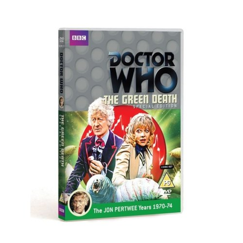 Doctor Who - The Green Death - Special Edition DVD [2013]