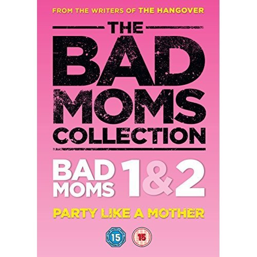 Bad Moms 1 / Bad Moms 2 DVD [2018]