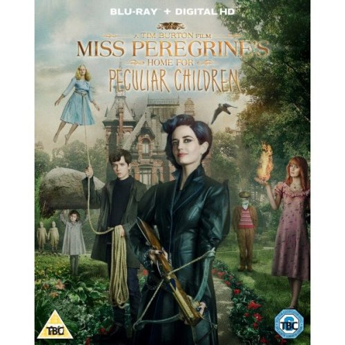 Miss Peregrines Home For Peculiar Children Blu-Ray [2017]