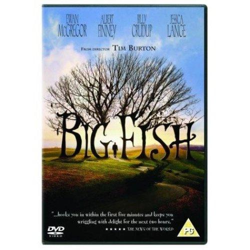 Big Fish DVD [2004]