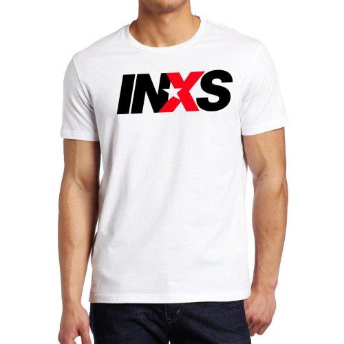 INXS Men's Short sleeve T-shirt