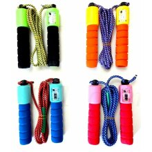 Skipping Rope With Counter Jump Exercise Boxing Gym Fitness Workout Adult Kids