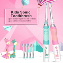 Children Sonic Electric Toothbrush 3-12 Age