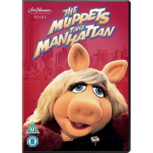 The Muppets Take Manhattan DVD [2014]
