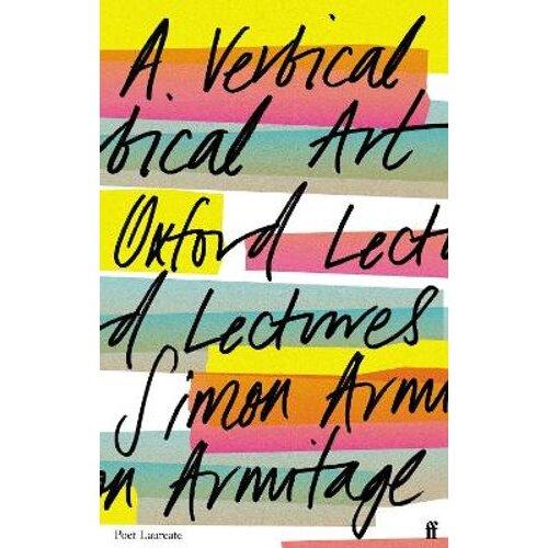 A Vertical Art   Hardback