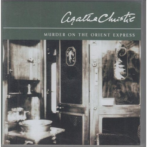 Murder On The Orient Express - Audio Book read by Andrew Sachs , Agatha Christie - Used