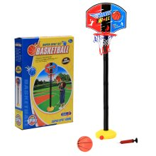 Adjustable Free-Standing Backboards Hoop Portable Basketball Stand