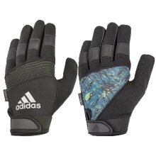 Adidas Full Finger Performance Gloves Weight Lifting Gym Fitness Exercise Workout