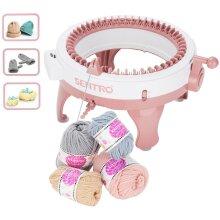 Sentro Hand Knitting Machine | Circular Knitting Machine