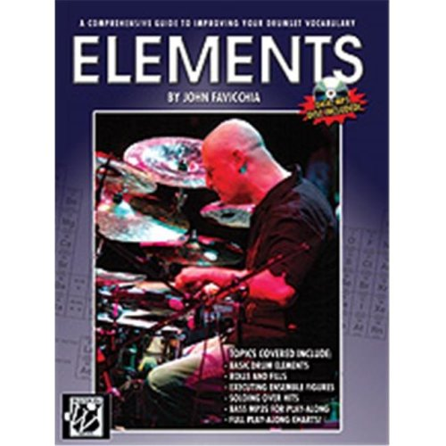 Alfred 00-37007 ELEMENTS BK&CD