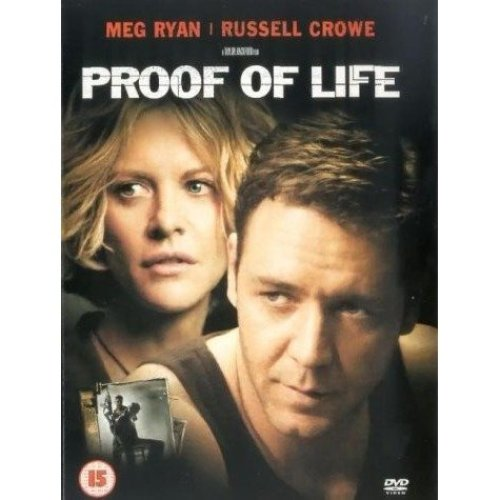 Proof Of Life DVD [2001]