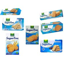 7 Pc Gullon Sugar Free Biscuit Selection