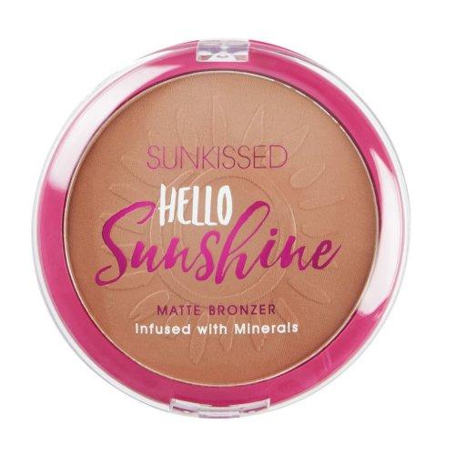 Sunkissed Hello Sunshine Matte Bronzer 21g