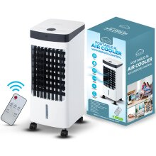 Haven Portable LED Air Cooler with Remote Control for Home or Office