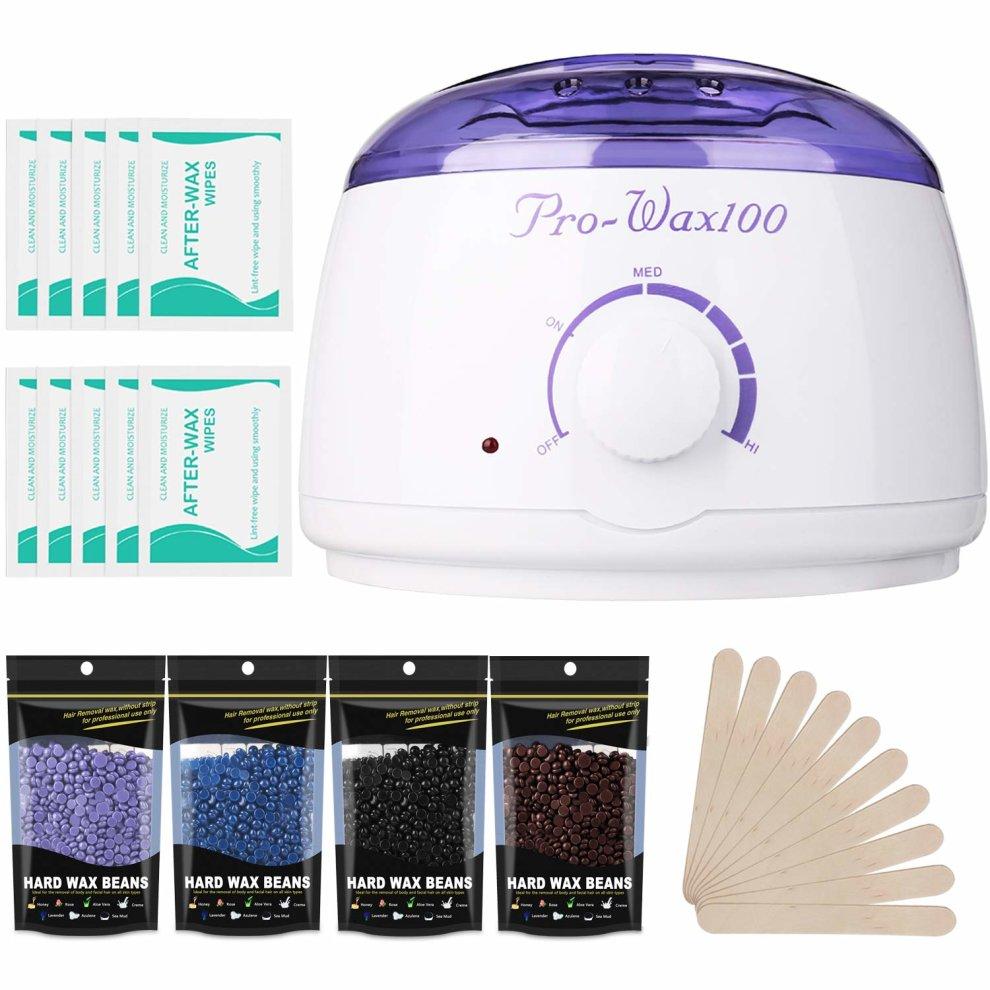 Wax Warmer Bm Hot Wax Pot Wax Hair Removal Waxing Kit Upgraded Wax