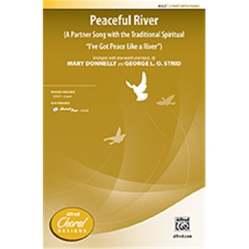 Alfred 00-35528 PEACEFUL RIVER-STRX CD