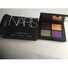 Brand new in box authentic nars eyeshadow quad - tropical express