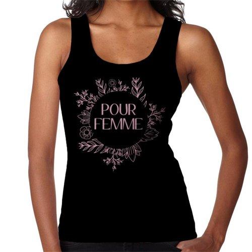 Pour Femme Women's Vest