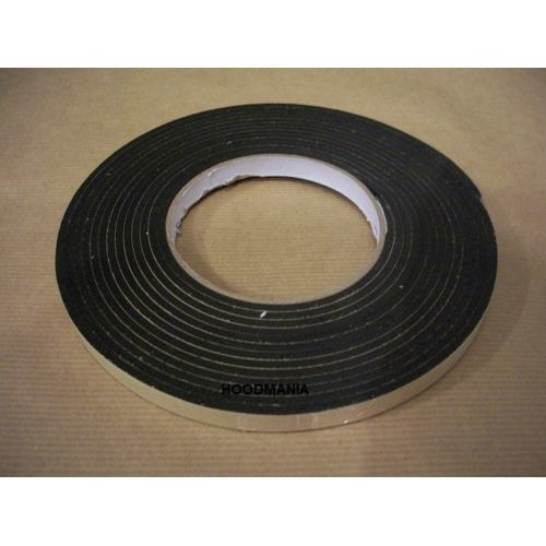5 Metre Sealing Foam Strip for Cooker Hobs or Kitchen Sinks 1 Sided